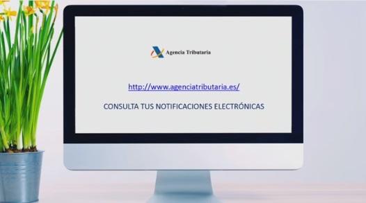 Consultar notificaciones electrónicas
