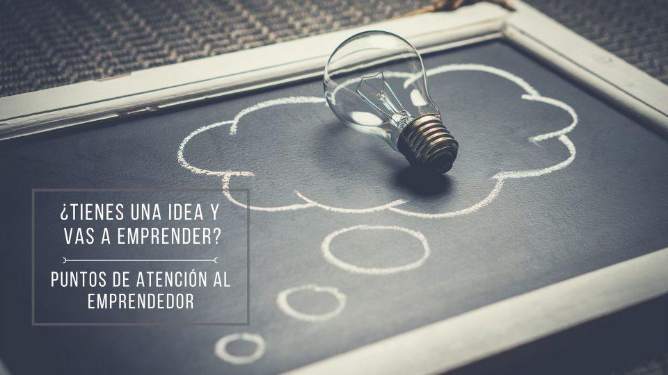 Puntos de atención al emprendedor