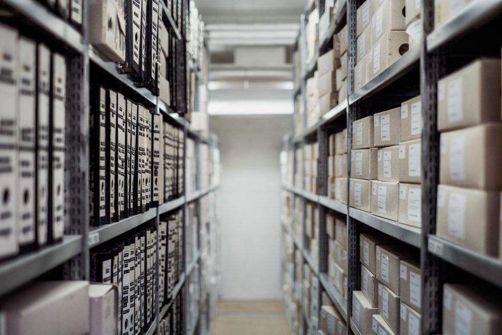 Archivo facturas