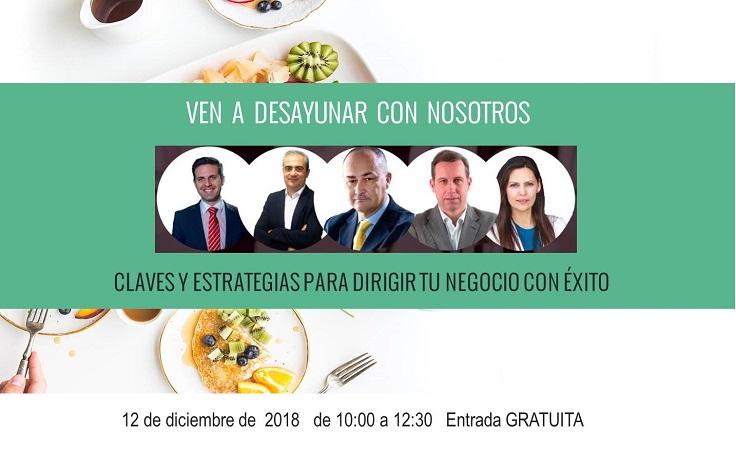 INVITACIÓN DESAYUNO