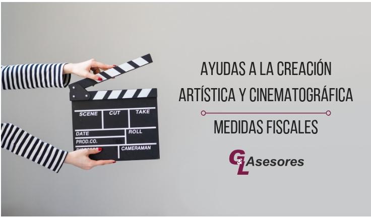 creación artística y cinematográfica