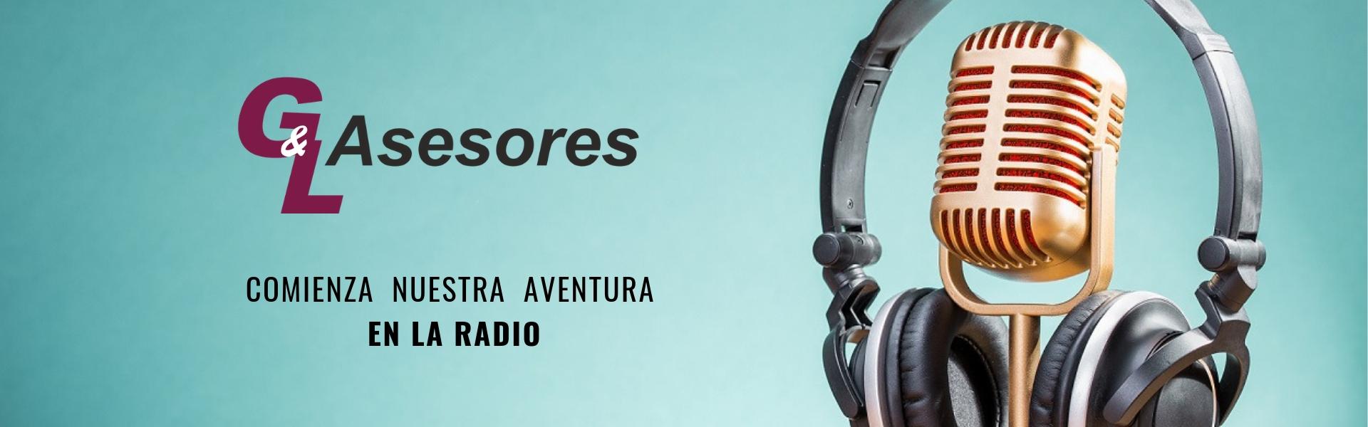 COMIENZA NUESTRA AVENTURA EN LA RADIO