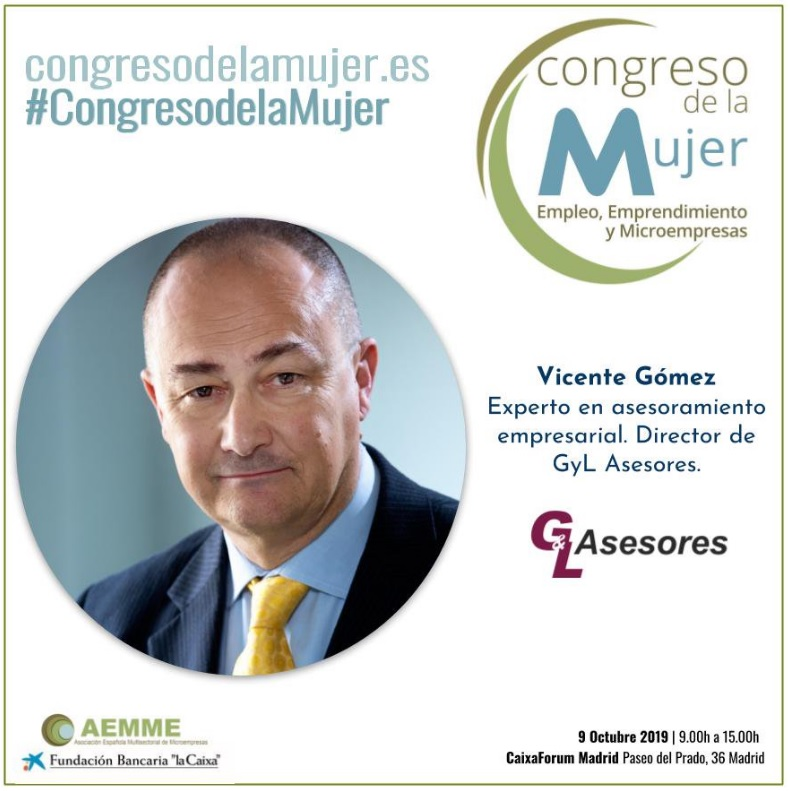 Congreso Mujer GyL Asesores