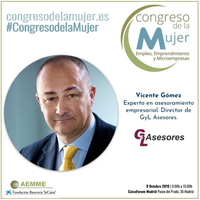Congreso Mujer GyL Asesores