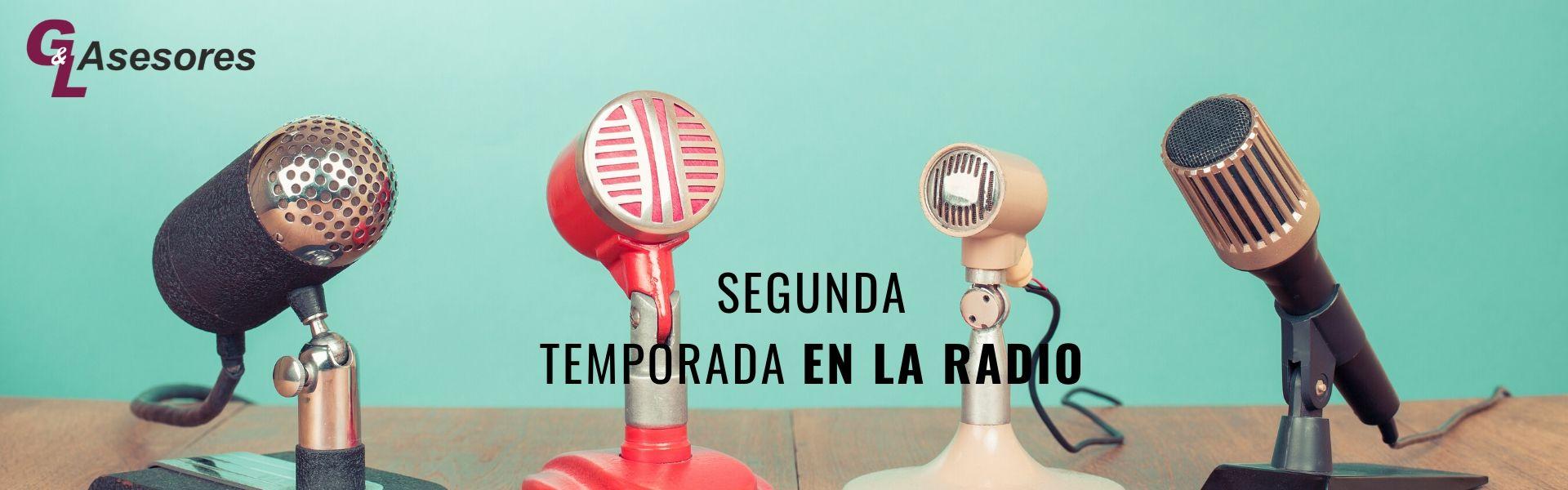 GyL ASESORES EN LA RADIO-SEGUNDA TEMPORADA