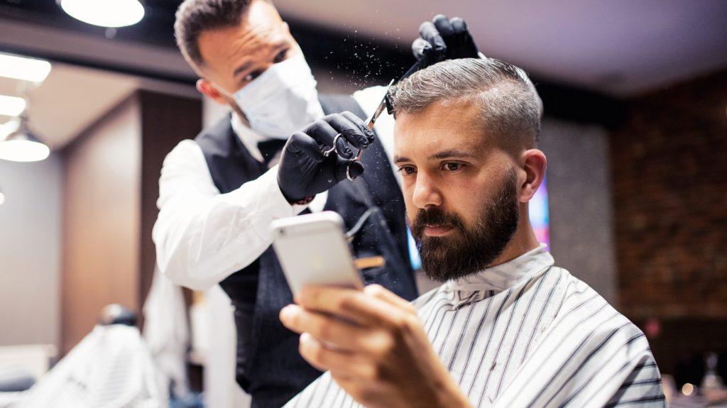 peluquería covid